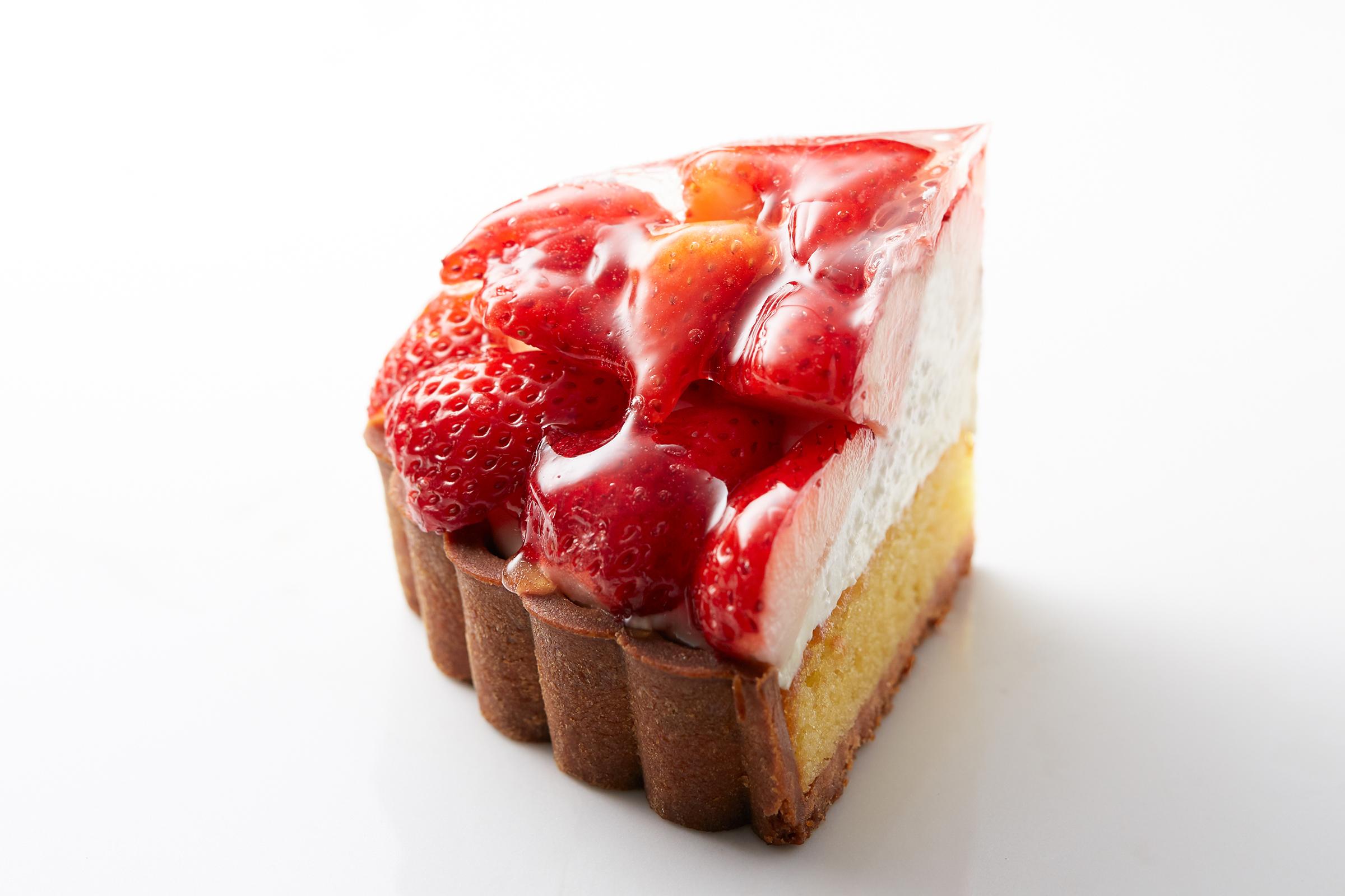 ケーキ撮影