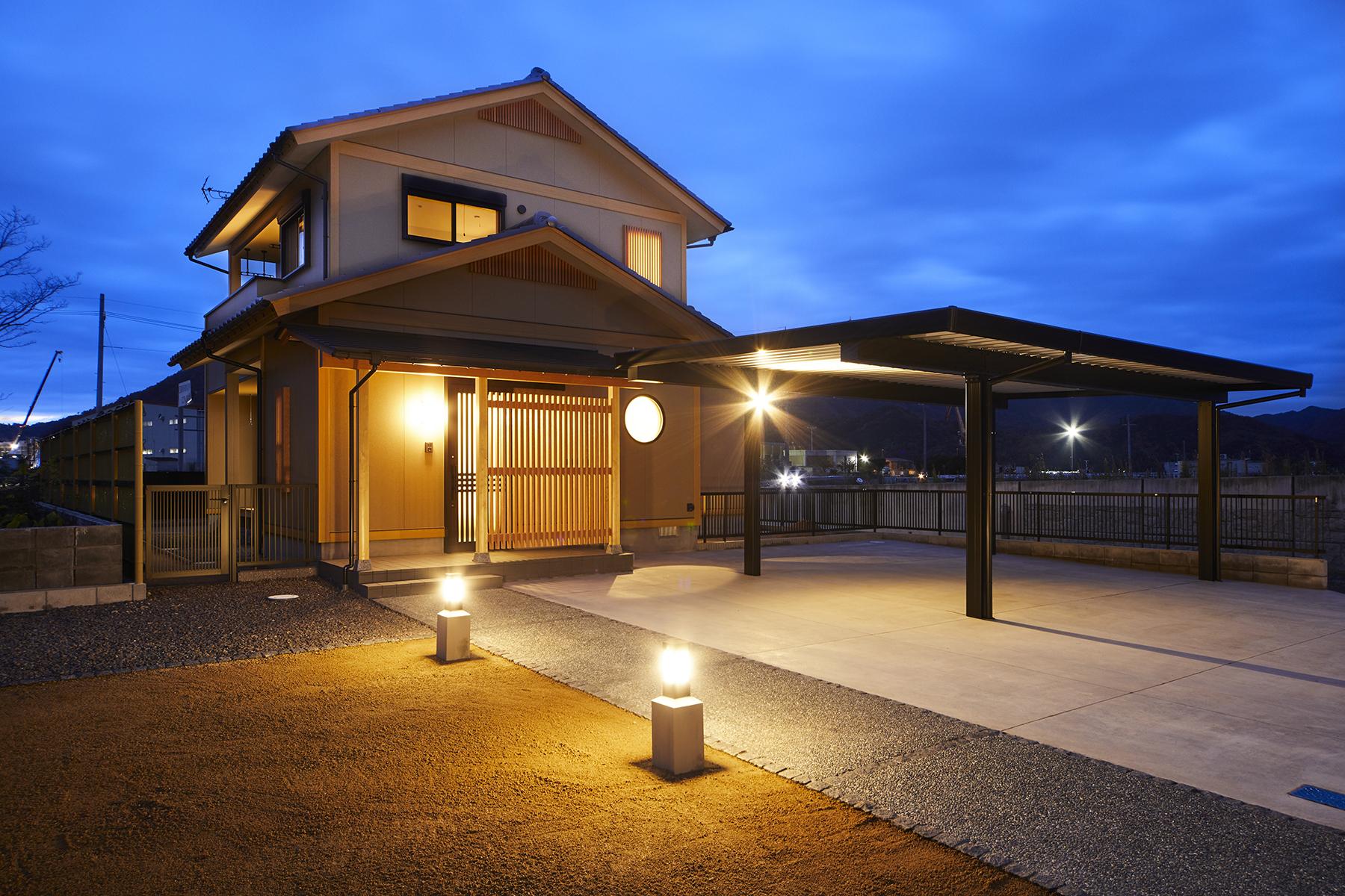 建築撮影、京都府舞鶴市