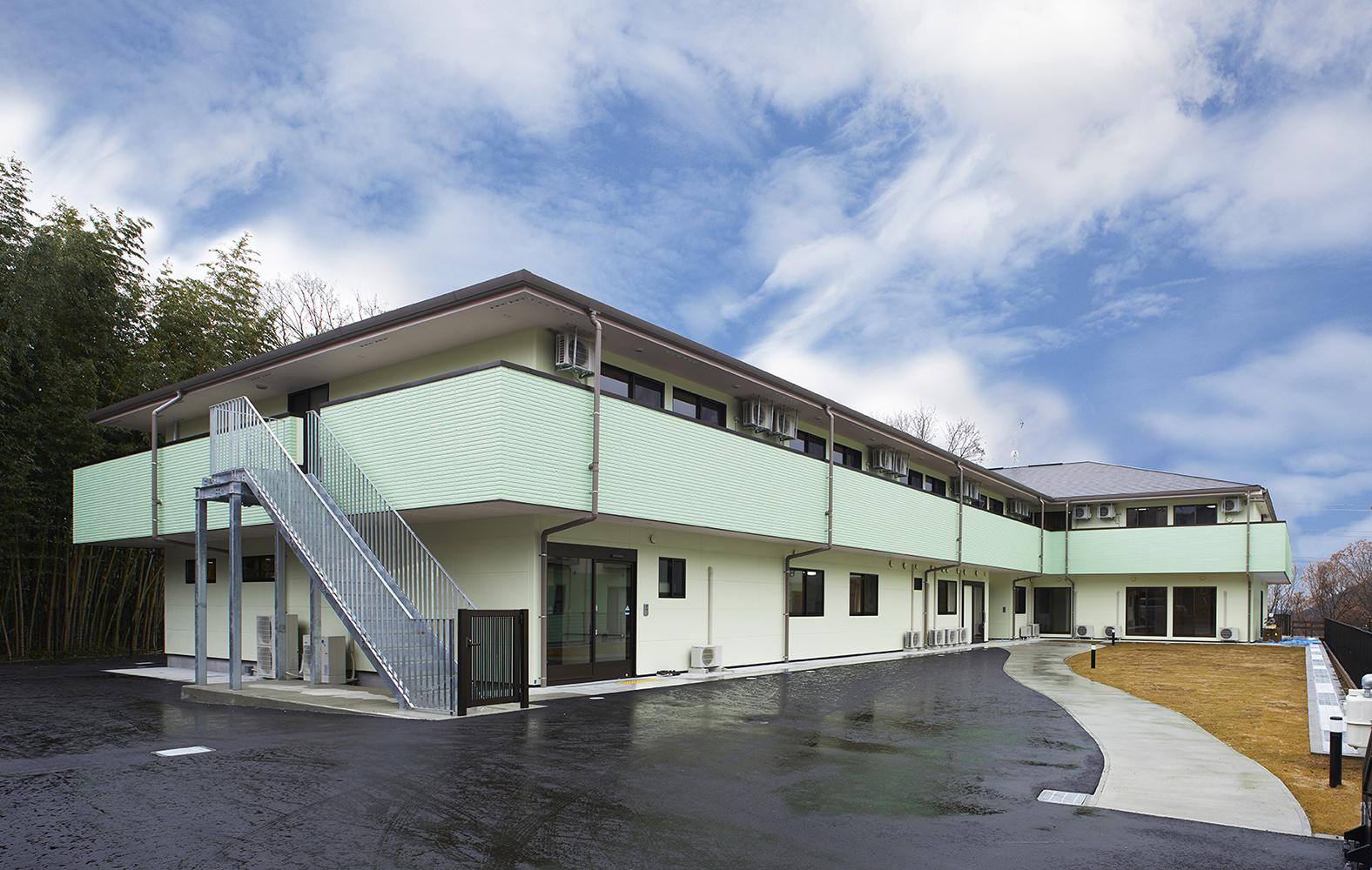 建築写真、神戸市北区